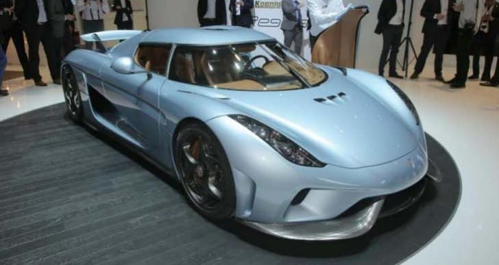 Koenigsegg Regera top speed remains elusive
