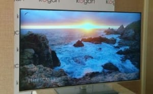 Kogan offers cheap 55 inch 4K TV for $889
