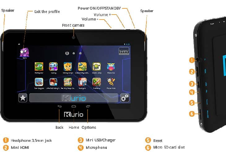 Kurio-Touch-10s-features