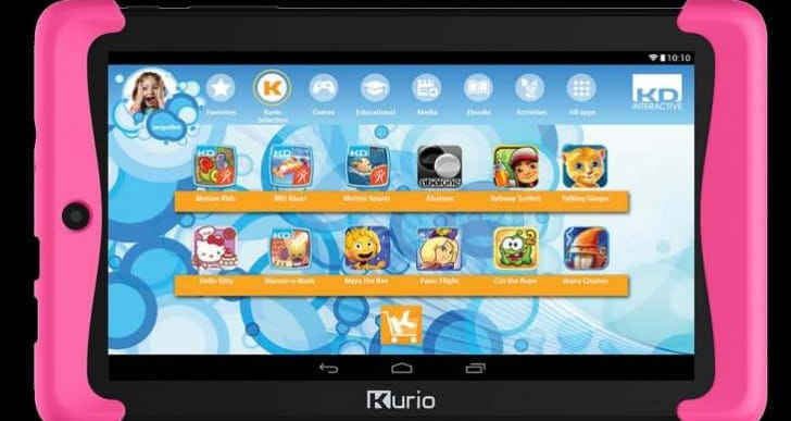 Kurio Xtreme 2 Android 5.0 Kids Tablet review delight