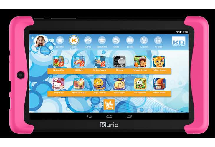 Kurio xtreme 2 android 5 0 kids tablet review delight product