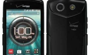 Kyocera Brigadier vs Hydro Life and Bear Grylls