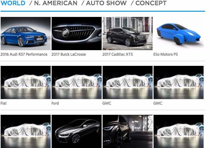 LA Auto Show debut vehicles