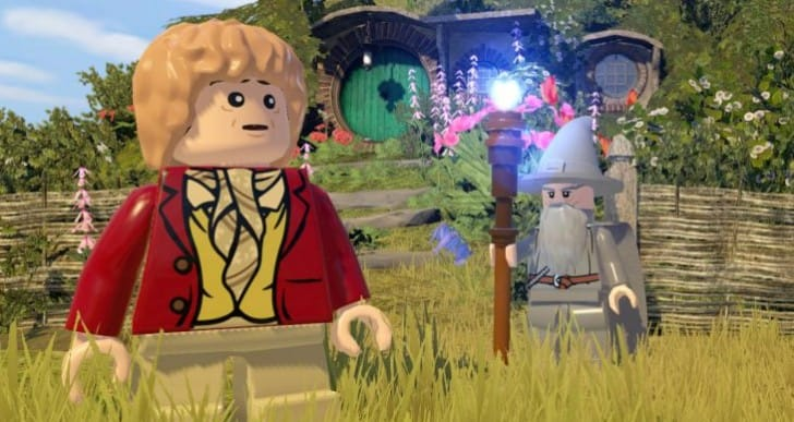 LEGO: The Hobbit confirmation of UK release