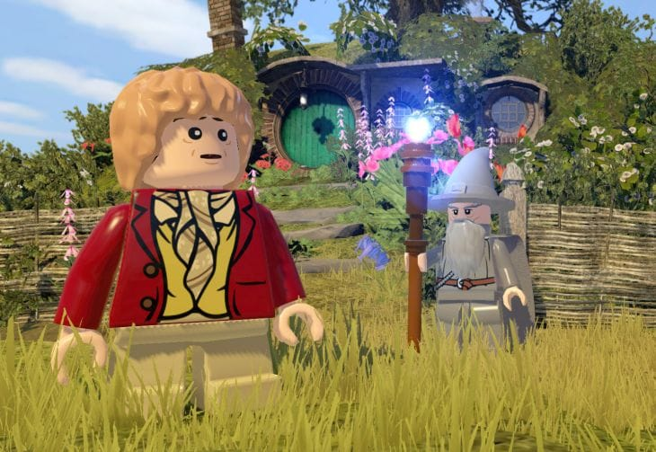 LEGO The Hobbit confirmation of UK release