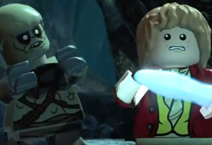 LEGO The Hobbit video game trailer 1