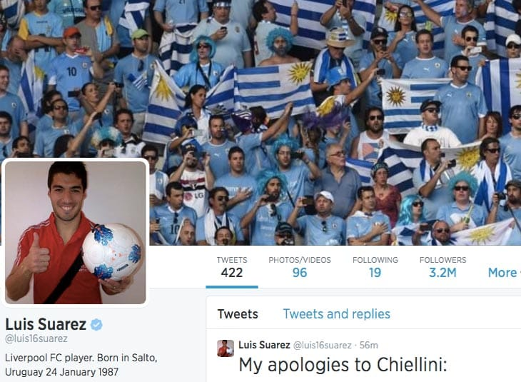 LFC's-Luis-Suarez-makes-Twitter-apology