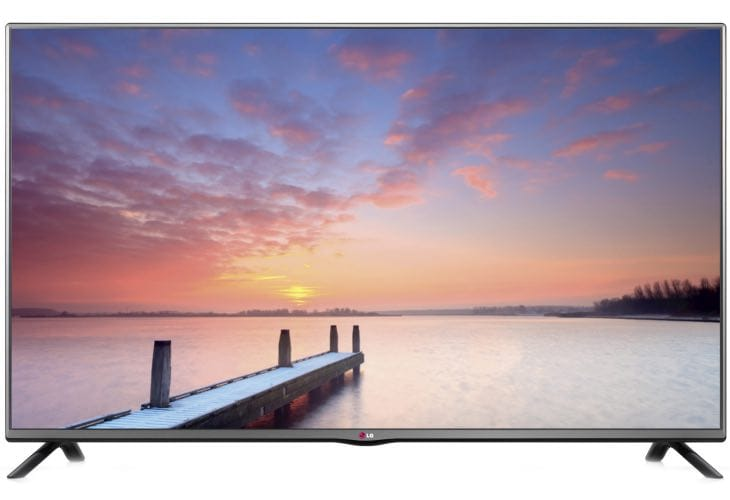 LG 32LB550B 32-inch LED TV specs exposed, not review