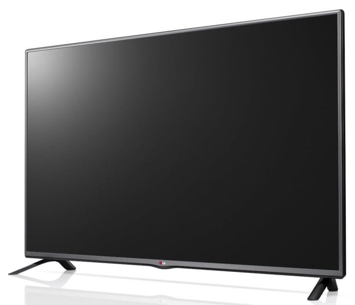 LG 32LB550B 32-inch LED TV specs exposed