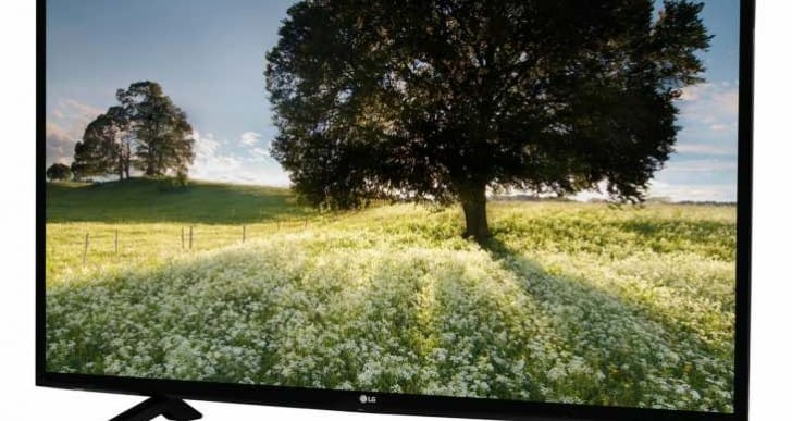 LG 43LF5100 43-inch 1080p LED TV spec sheet