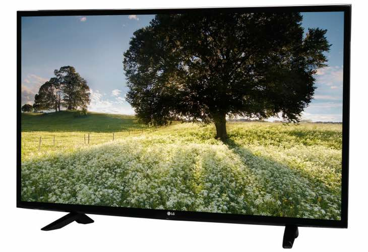 LG 43LF5100 TV review