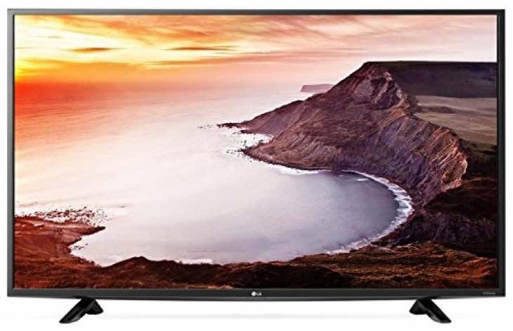 LG 43LF5100 TV specs