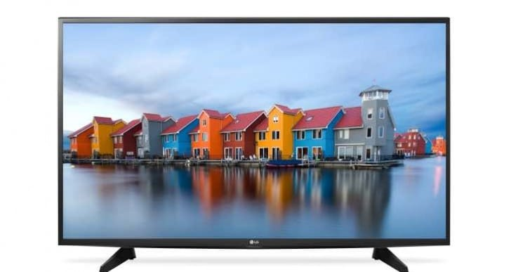 LG 43LH5700 TV review for 2016 model