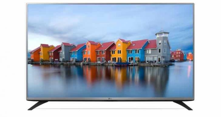 LG 49-inch 49LF5400 LED TV review verdict