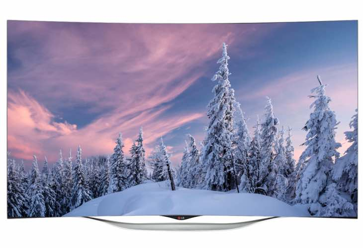 LG 55EC930V 55-inch OLED Curved TV reviews