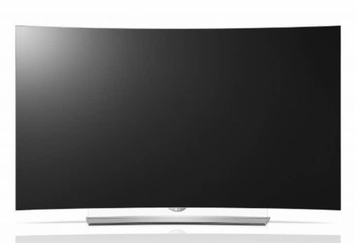 LG 55EG960V TV review verdict positivity