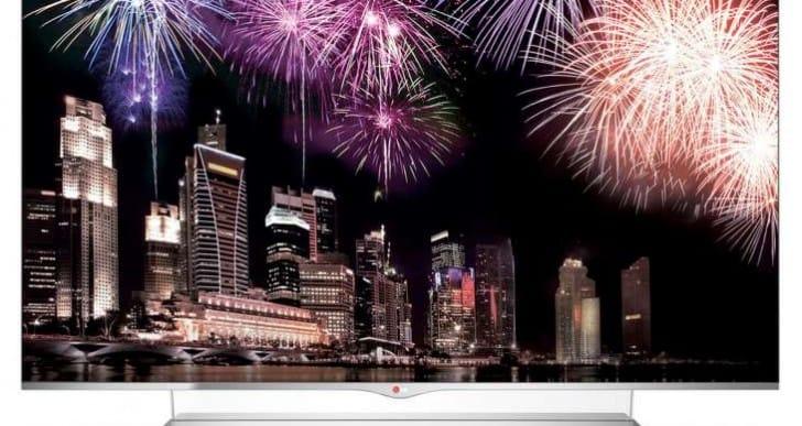 LG 55EM970V OLED HDTV price for UK pre-order
