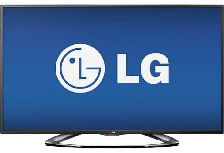 LG 55LA6200 HDTV review of specs