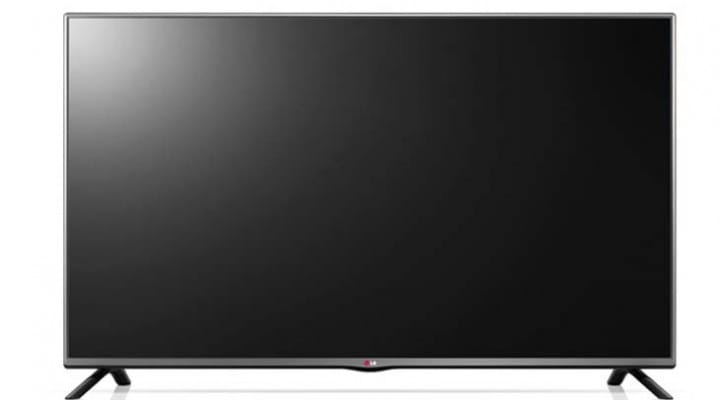 LG 55LB5550 55-inch LED HDTV specs with reviews MIA