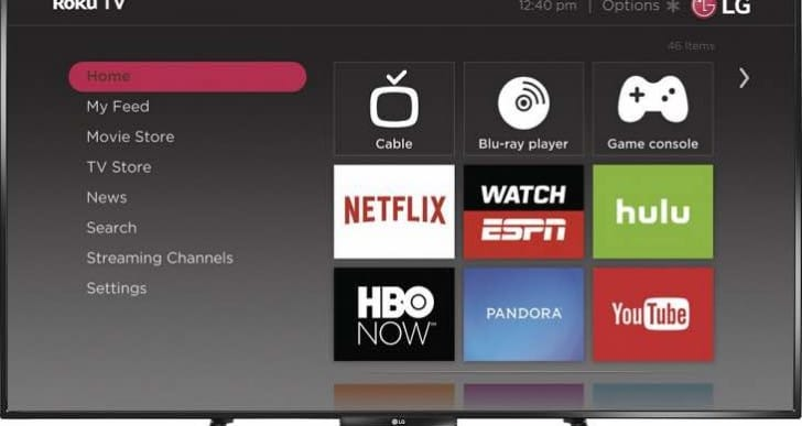 LG 55LF5700 55-inch Roku TV reviews are mixed