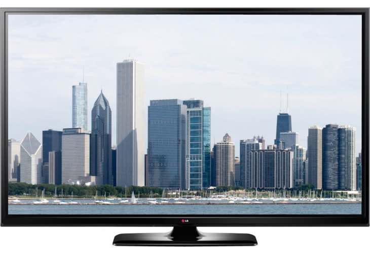 LG 60PB5600 review with 60-inch HDTV specs