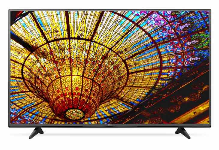 LG 65UF6450 65-inch 4K 120Hz Smart TV review