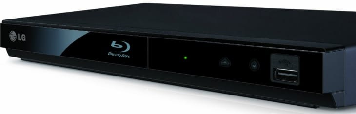 The LG BP135 Blu-ray player helps to enhance your movie experience