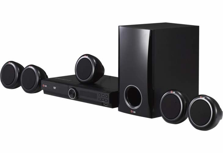 LG DH3140S DVD Home Cinema System