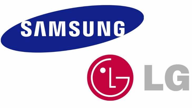 LG Display and Samsung Display working
