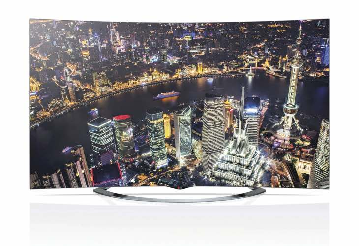 LG EG9700 Series 4K OLED TV price