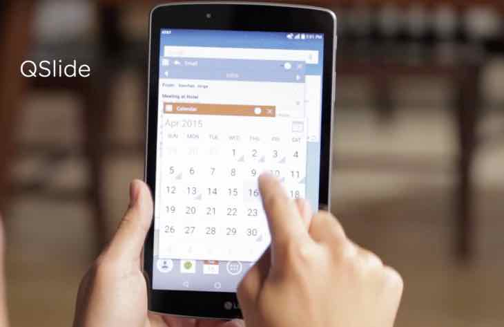 LG G Pad F 8.0 features