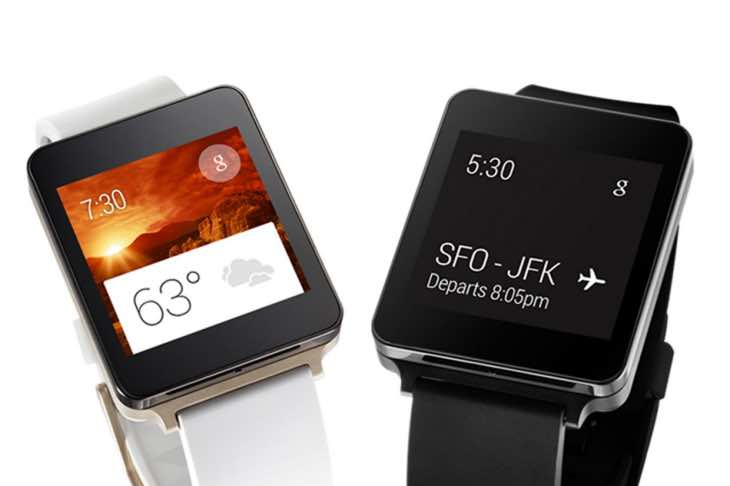 LG G Watch Android 5.0.1 Lollipop update today