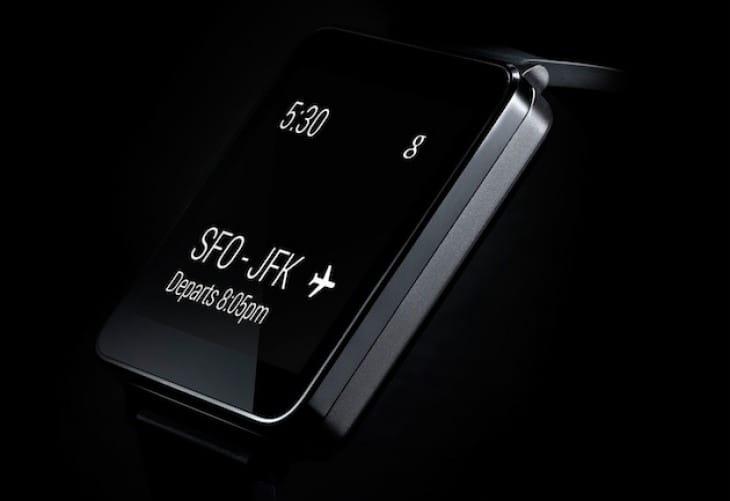 LG G Watch pre order