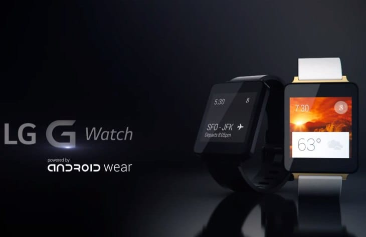 LG G Watch release preparation