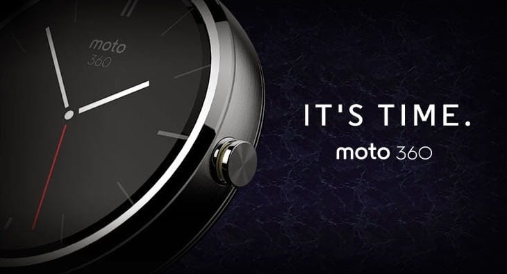 LG G Watch vs. Moto 360 smartwatch