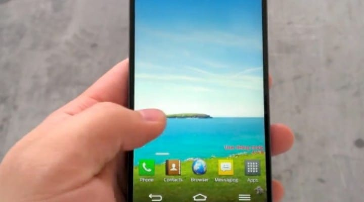 LG G2 baited without specs
