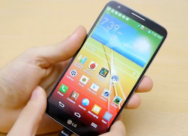 LG G2 review bares ambitious phone
