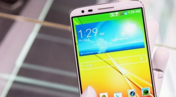 LG G2 specs vs. Galaxy S4, HTC One and Moto X