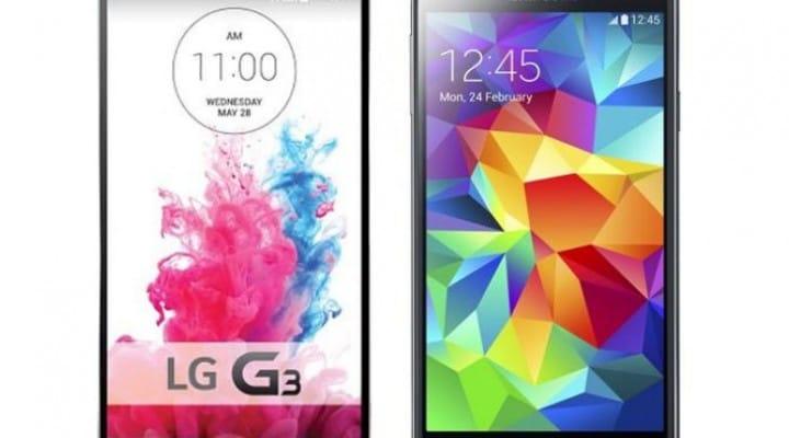 LG G3 vs. Galaxy S5 camera in visual review
