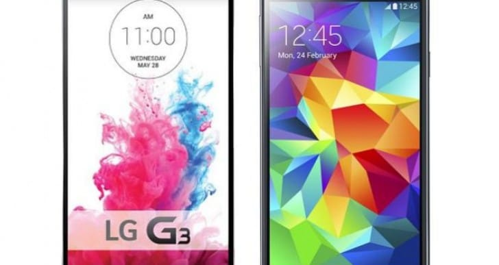 LG G3 vs. Galaxy S5 camera in visual review