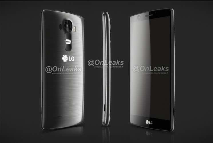 LG G4 design