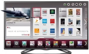 LG LA6200 LED TV in review of specs