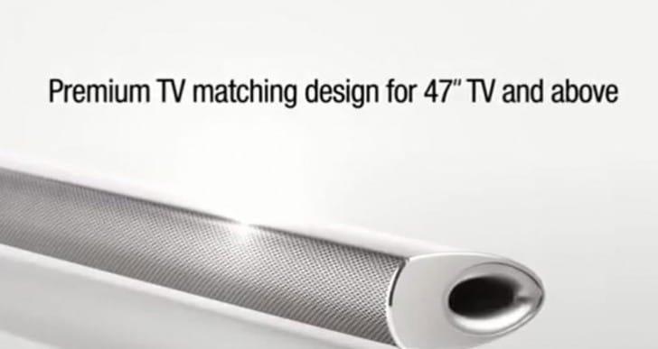 LG NB5540 sets benchmark for 2014 Soundbars
