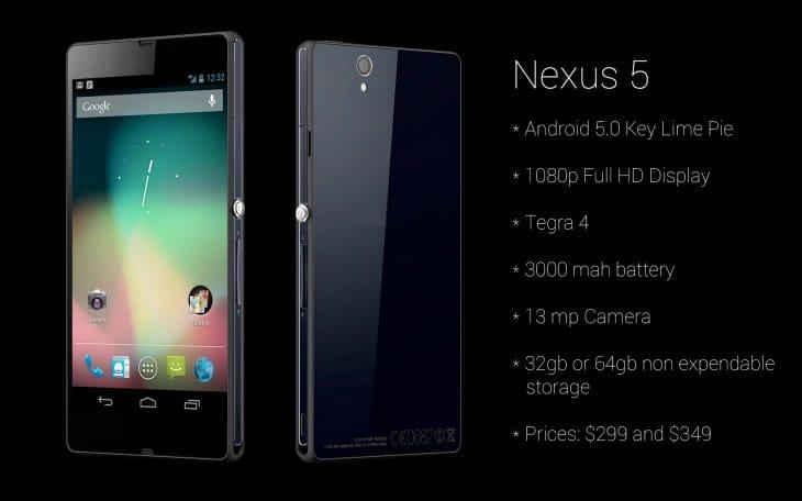 LG Nexus 5 vs. Motorola continues
