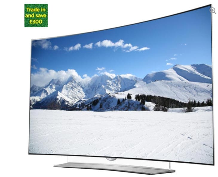 lg oled tv price vs 4k at currys and john lewis product reviews net. Black Bedroom Furniture Sets. Home Design Ideas