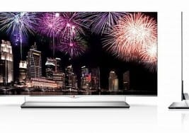 LG OLED TV microsite awarded for innovation
