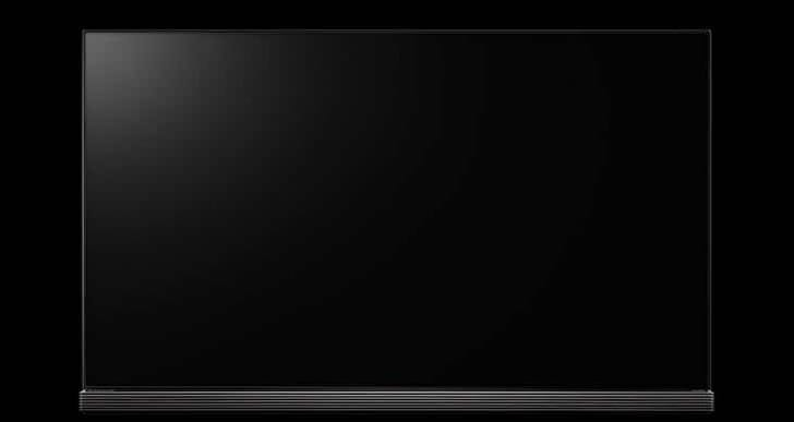 LG OLED77G6P SIGNATURE OLED 4K TV has one major flaw