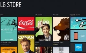 LG Smart TV lineup for 2015 upgrades WebOS