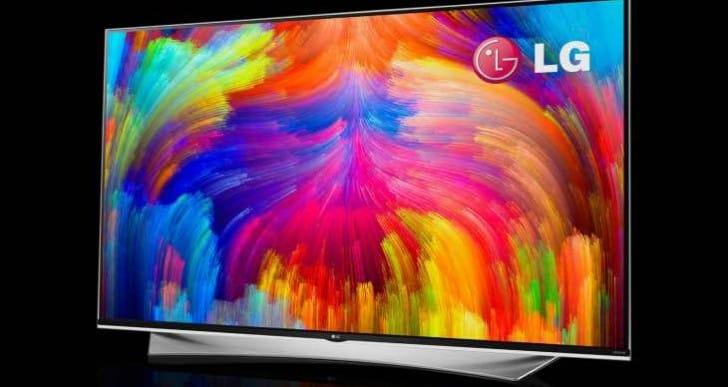 LG Quantum Dot 4K TV news today