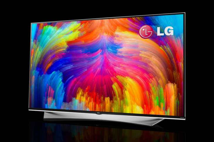 LG Quantum Dot 4K TV news today